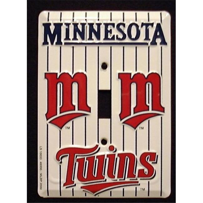 Minnesota Twins Light Switch Covers (single) Plates LS10033