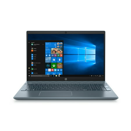 "HP Pavilion Laptop 15.6"" FHD, AMD Ryzen 5 3500U, AMD Radeon Vega 8, 8GB SDRAM, 1TB HDD+128GB SSD, 15-cw1068wm, Horizon Blue"