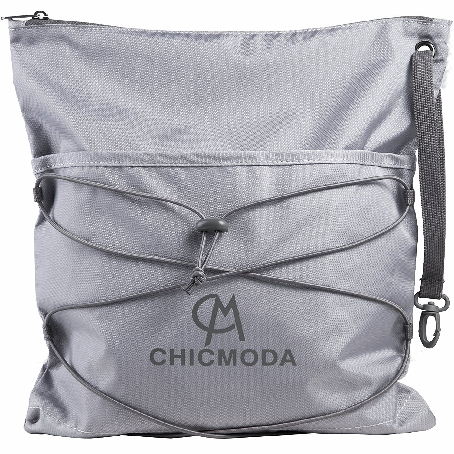 Chicmoda Portable Waterproof Travel Sports Shoe Bag