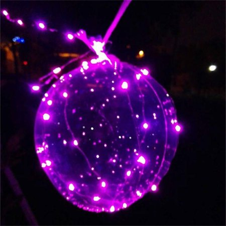 1PC Luminous Latex Balloon LED Colorful Balloon Home Decoration Christmas Halloween Party Wedding House Decoration