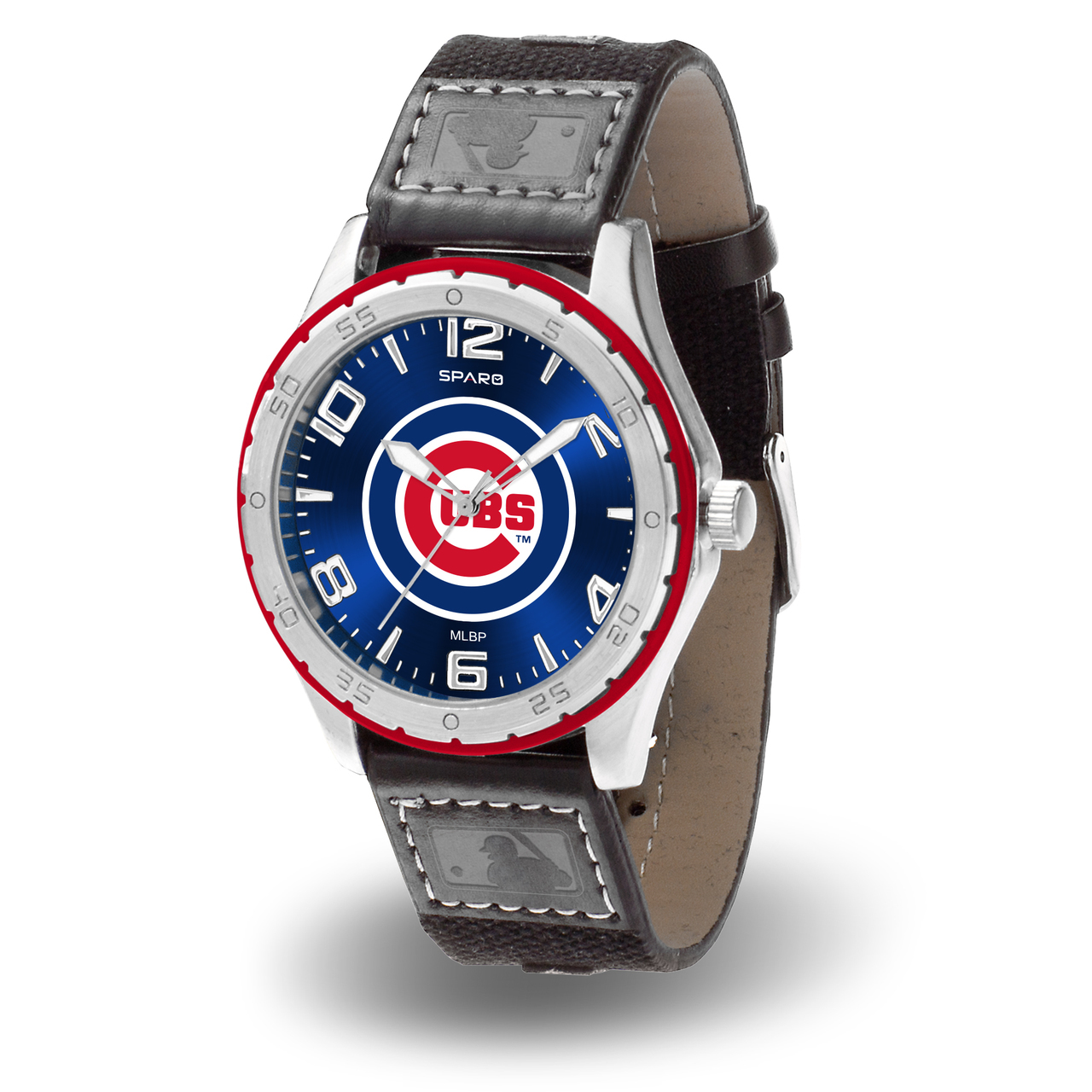 Rico Industries 9474696094 Chicago Cubs Gambit Watch