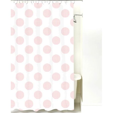NECR Print Modern Cotton Shower Curtain