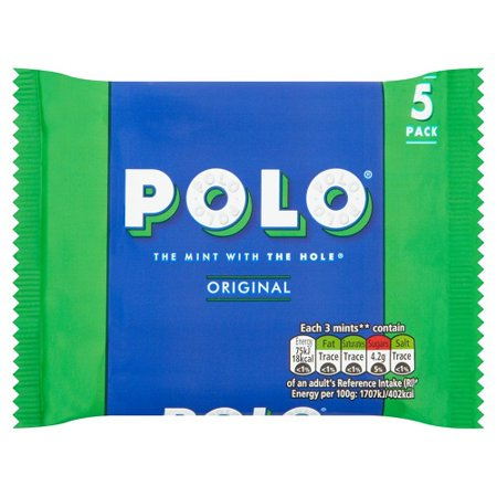 Original Nestle Polo Tube 5 Pack Imported from the UK, England