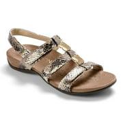 Vionic Amber - Women's Adjustable Slide Sandal - Orthaheel