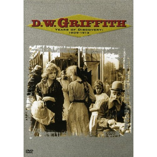 D.W. Griffith: Years Of Discovery: 1909-1913 (Full Frame)