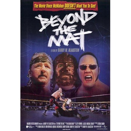 Posterazzi MOV208879 Beyond the Mat Movie Poster - 11 x 17 in. - image 1 de 1