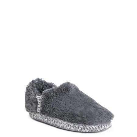 Women's Joana Fur Moccasin Slipper