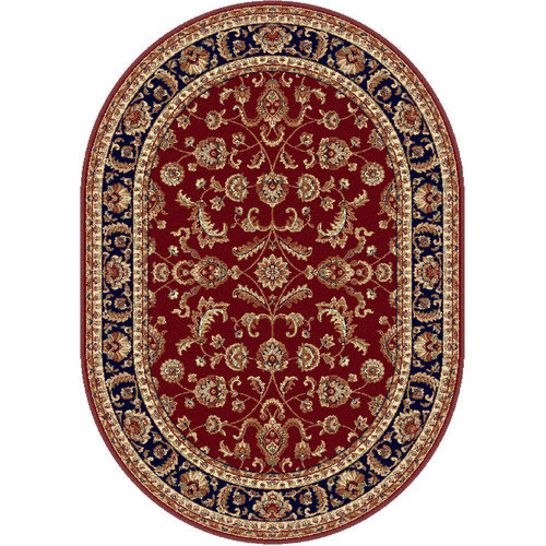 Wildon Home  Darren  Red Area Rug