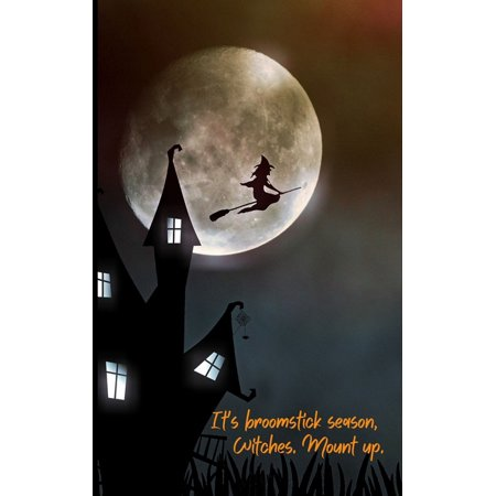 Season Of The Witch Halloween Song (It's Broomstick Season, Witches. Mount Up.: A Halloween-themed)