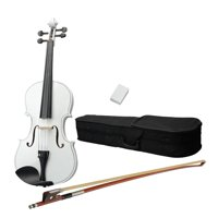 Zimtown Optional Student 15 inch 16inch Acoustic Viola with Case Bow Rosin