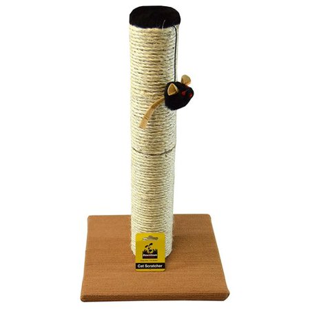 Downtown Pet Supply, LLC Deluxe Cat Scratching (Scratch Pole)