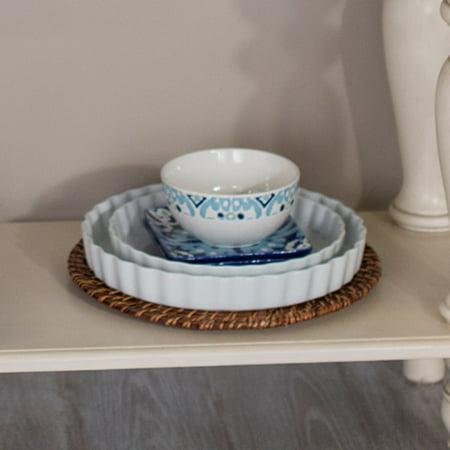Omni Quiche Dish (Ceramic Quiche)
