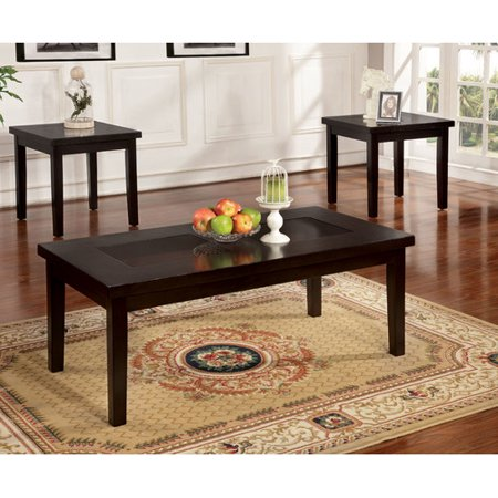 Hokku Designs Frein 3 Piece Coffee Table Set
