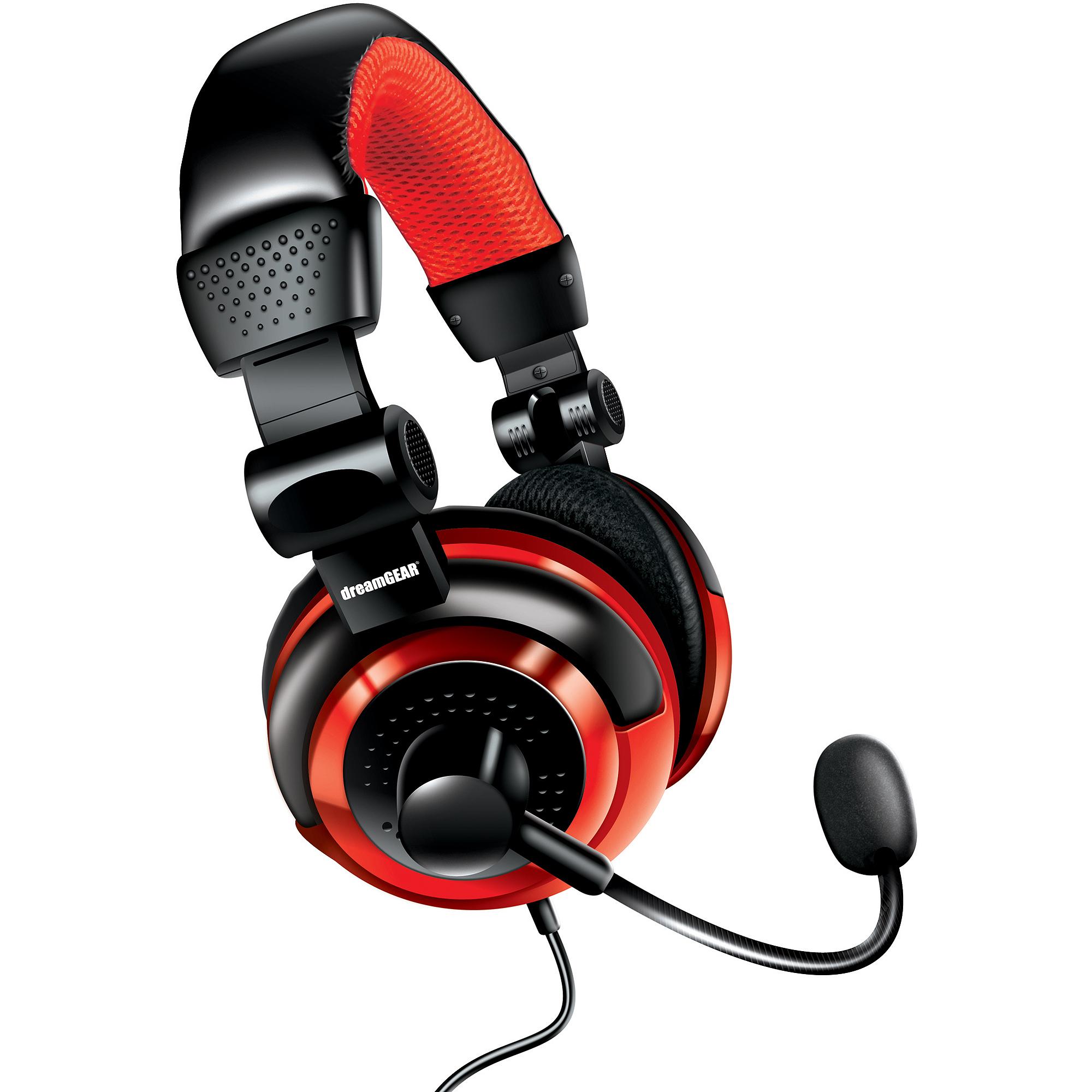 dreamGEAR DGUN-2571 Universal Elite Gaming Headset for PS4