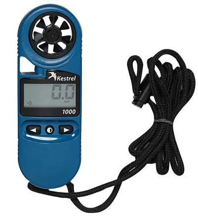 KESTREL 0810 Anemometer, 118 to 7874 fpm