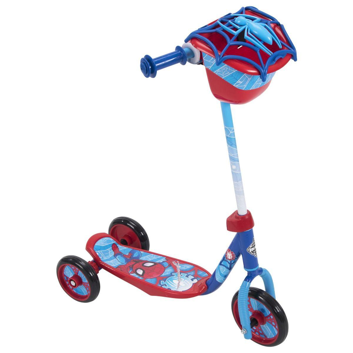 Panda Spoked v2 Stunt-Scooter rôle 110 mm Tour Latte Roller Wheel Bleu Chrome