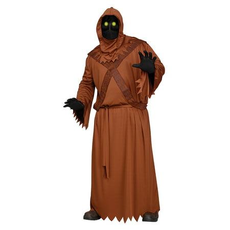 Fallout Vault Dweller Costume (Fade In/Fade Out Desert Dweller Men's Plus Size Adult Halloween)