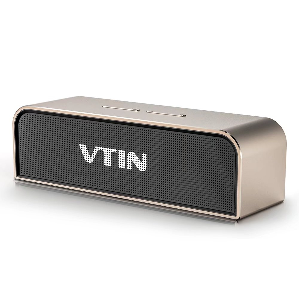 Vtin Royaler Premium Stereo Bluetooth 4.0 Speaker 20w Output With