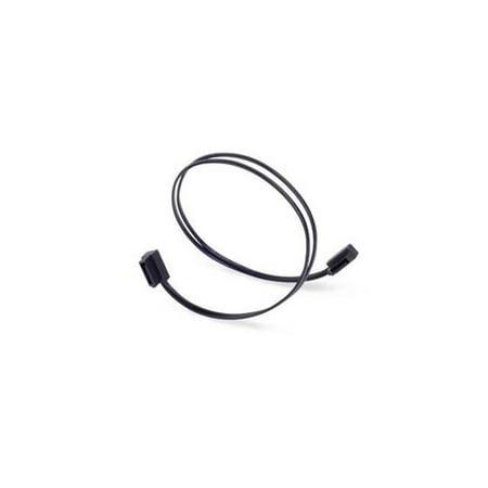 300mm SATA to SATA Cable, Black - image 1 de 1