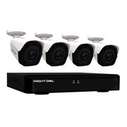 Night Owl 4K Ultra HD Wired Security System