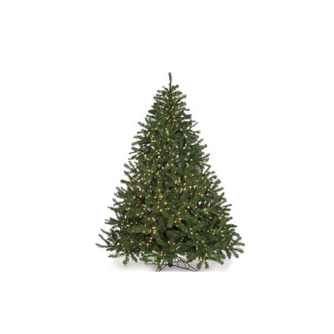 6 ft. Virginia Pine Tree with Clear Light, Green - image 1 of 1