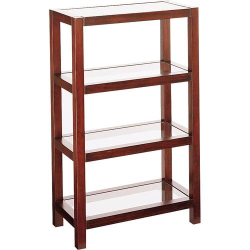 Neu Home Structure 4-Tier Shelf, Natural