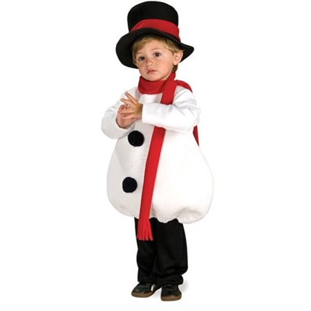 Baby Snowman Costume for Toddlers