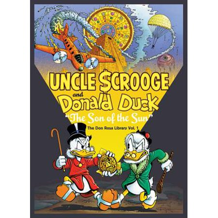 Walt Disney Uncle Scrooge and Donald Duck :
