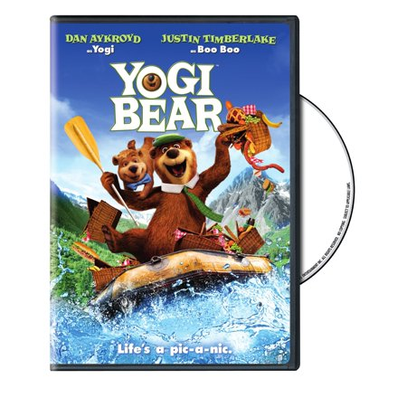 Yogi Bear (DVD) (Brother Bear 2 Dvd)