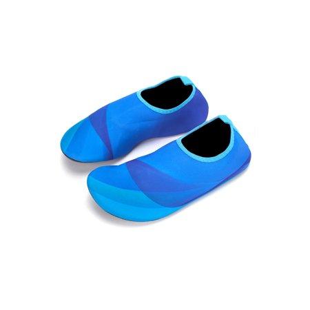 MYLEYON - Unisex Water Shoes Barefoot Skin Shoes Water Shoe For Dive Surf  Swim Beach Yoga - Walmart.com 57e2d5530