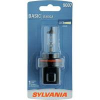 Sylvania 9007 Basic Auto Halogen Headlight, Pack of 1