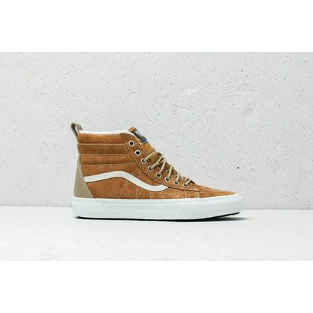 Vans SK8 Hi MTE CuminSlate Green Men's Classic Skate Shoes Size 9.5
