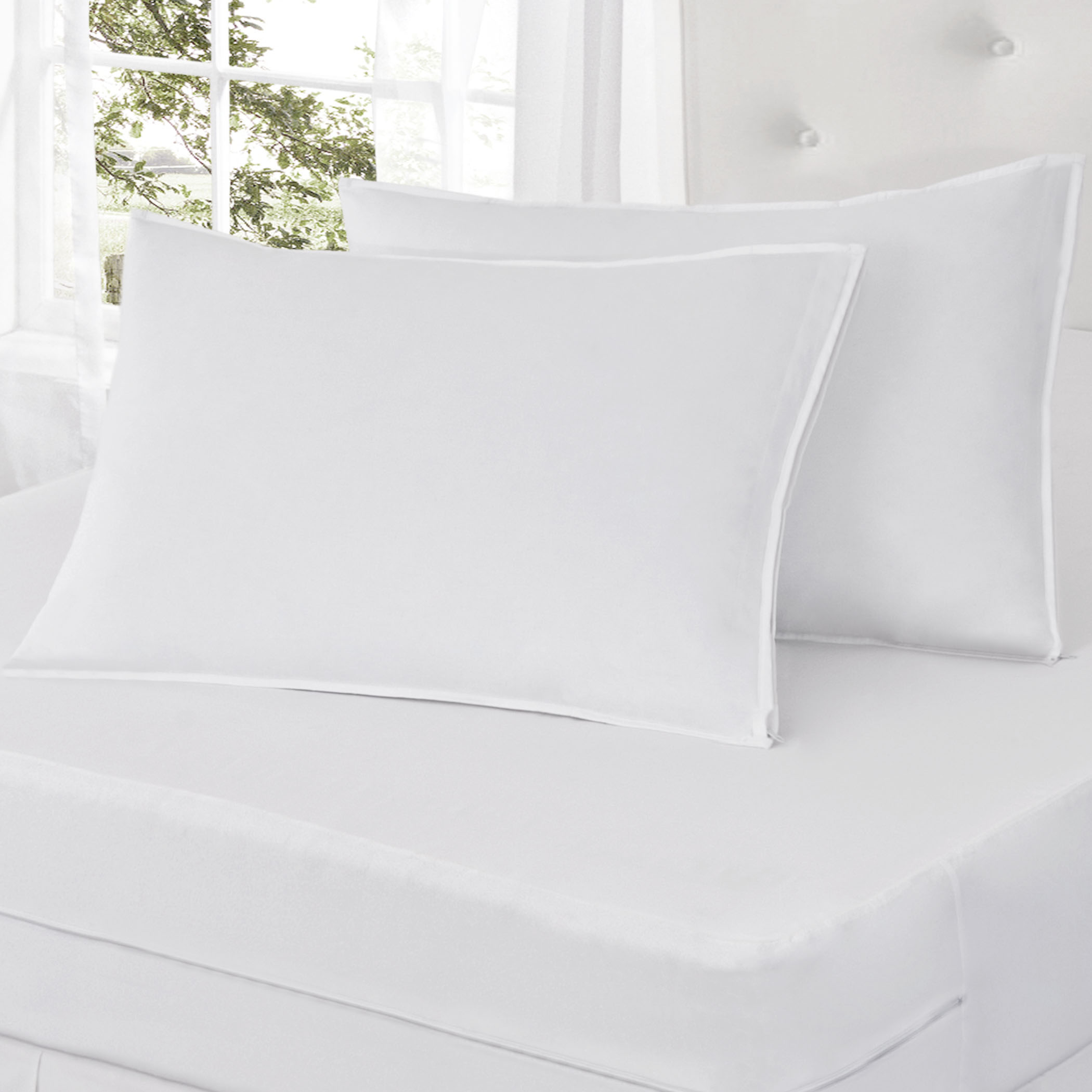 The Luxury Cotton Rich Original Bed Bug Blocker, All-In-One Collection