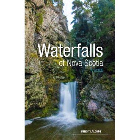 Waterfalls of nova scotia : a guide: (Dog Nova Scotia Duck)