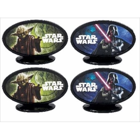 Star Wars Cupcake Toppers - Star Wars Cupcake