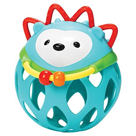 Skip Hop Explore and More Roll Around Rattle Toy,