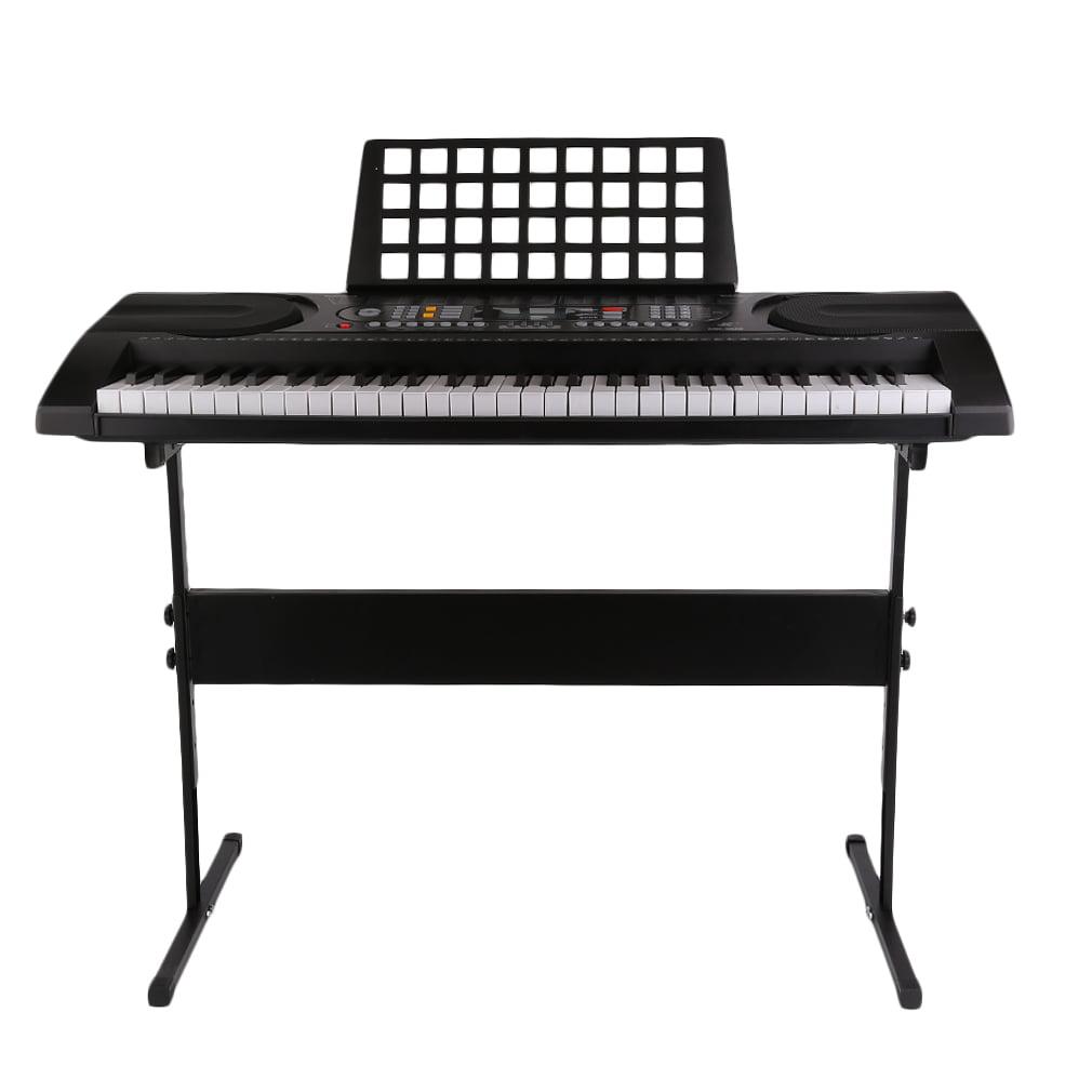 MK-902 61 Key Keyboard Piano LCD Display Electronic Organ...
