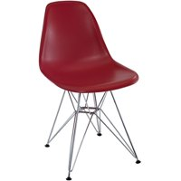 Hawthorne Collection Dining Side Chair in Red