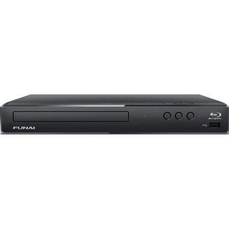 Open Box Funai DVD Player, Progressive Scan – Black DP100FX5
