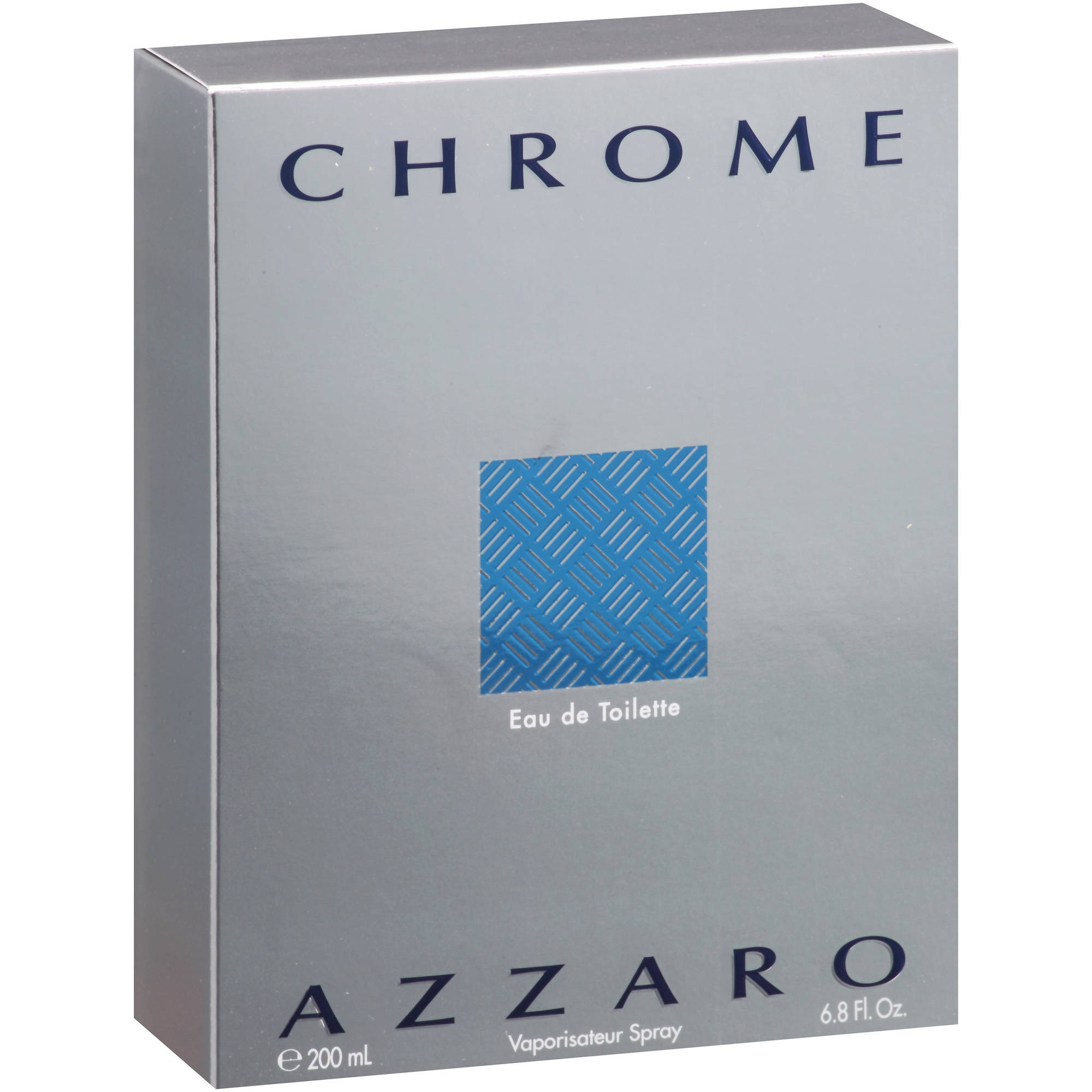 Azzaro Chrome Eau de Toilette 6.8 oz Spray Men