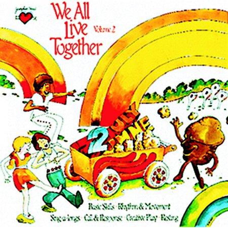 Greg & Steve: We All Live Together CD Volume 2