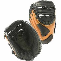 "MacGregor 12.5"" First Base Series Baseball First Base Mitt, Right Hand Throw"