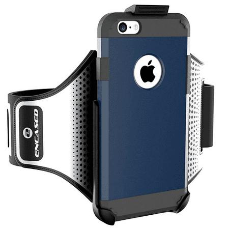 online retailer 14296 b62a0 Workout Armband for Spigen Tough Armor Case - iPhone 6 Plus (5.5