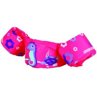 Stearns Puddle Jumper Ultra Life Jacket, Pink Seahorse