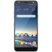 AT&T PREPAID LG Xpression Plus 2 32GB Prepaid Smartphone, Black
