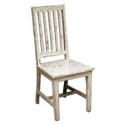 Rustic Dining Chair - Set of 2