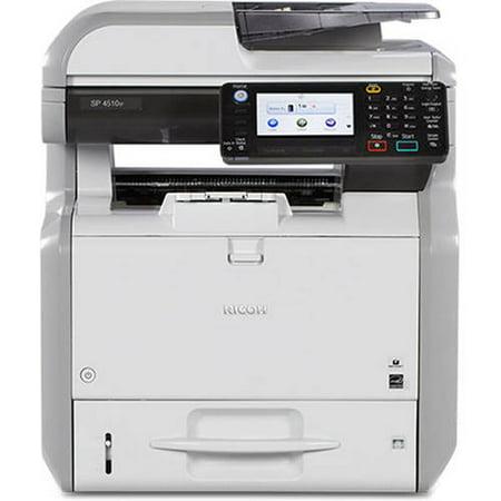 Ricoh SP 4510SF Mono LED Multifunction Printer/Copier/Scanner/Fax Machine