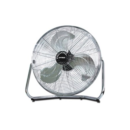 - Optimus 20 in. Industrial Grade High Velocity Fan - Painted Grill