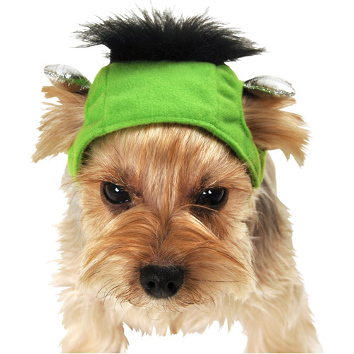 SimplyDog Monster Headpiece Dog Accessory, Multiple Sizes Available