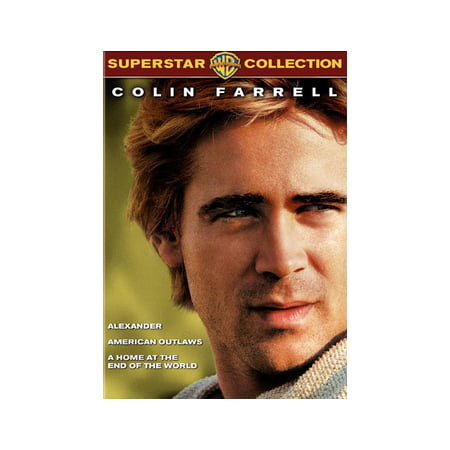 Super Powers Collection (Colin Farrell: Superstar Collection (DVD) )